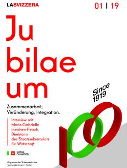 Magazin La Svizzera Nummer 1 2019